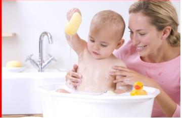 Banyoda yumuşak ve kireçsiz su